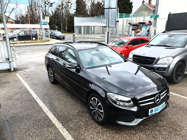 Mercedes C180T Avantgarde A-Edition Plus