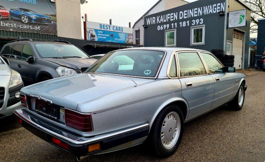 Jaguar Sovereign 4,0 Aut.*LEDER*SCHIEBEDACH*TOP ZUSTAND