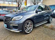 Mercedes-Benz ML 63 AMG PANORAMA*MASSAGE*MULTIMEDIA*GARANTIE