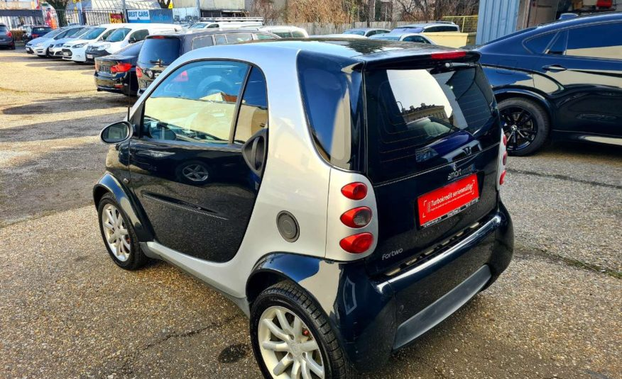 smart forTwo passion Softouch*NEUES Pi+SERVICE