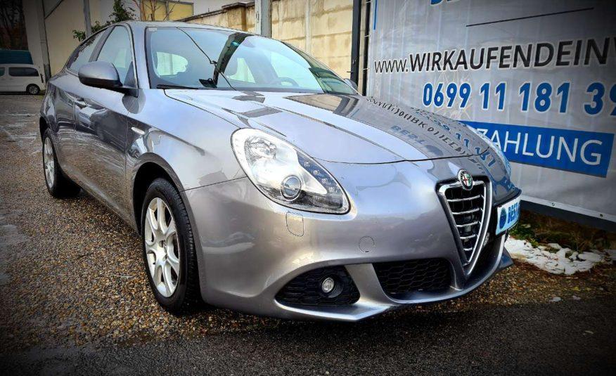 Alfa Romeo Giulietta 1,6 JTD*GRATIS PI-SERVICE-AUTOBAHN VIGNETTE