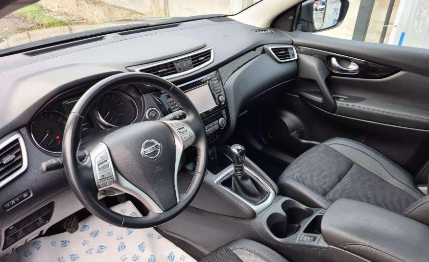 Nissan Qashqai 1,6 DIG Tekna*4xKAMERA*GRATIS Pi-SERVICE
