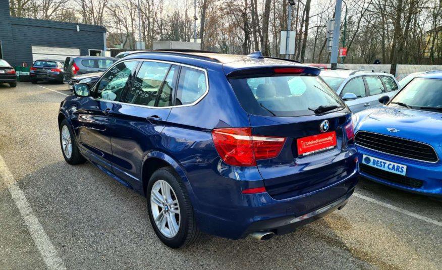 BMW X3 xDrive20d M-Paket Aut.*PANORAMA*SCHALTWIPPEN*SR*WR