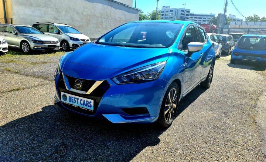Nissan Micra 0,9 IG-T Acenta*GRATIS Pi+SERVICE+VIGNETTE 2021