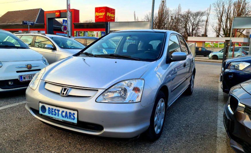 Honda Civic 1,7 CTDi LS*GRATIS Pi+SERVICE*GARANTIE, TOP Zustand!