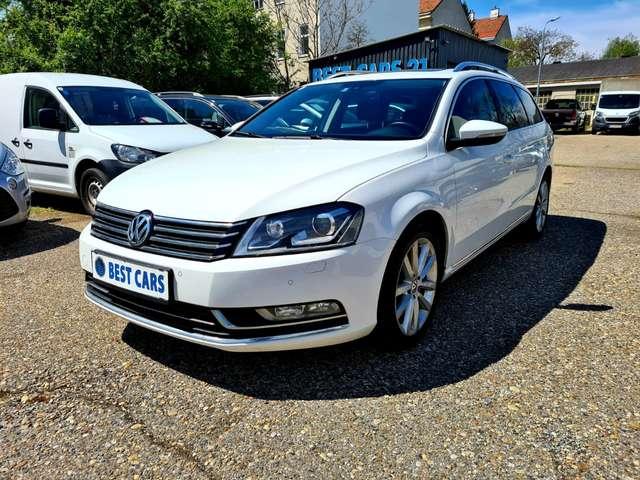 Volkswagen Passat Variant Sky TDI DPF 4Motion*PANORAMA*LEDER*NAVI*GRATIS Pickerl