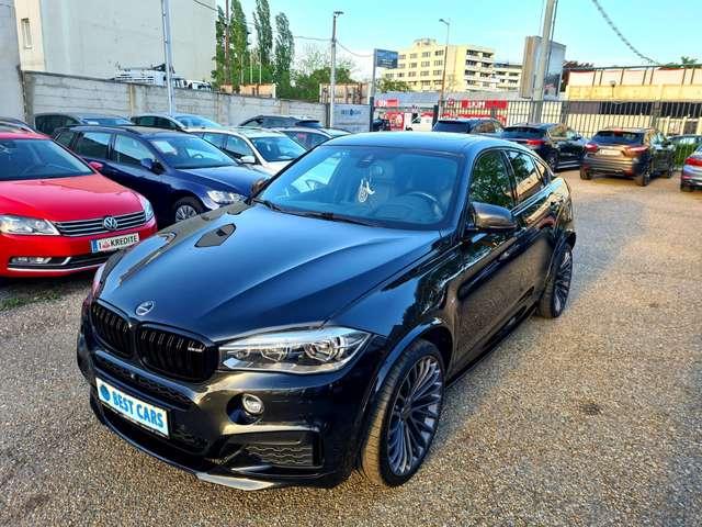 BMW X6 M PERFORMANCE PAKET-HAMMAN-EINZELSTÜCK